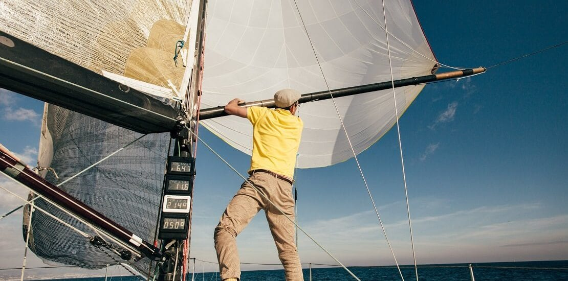 Der Einstieg in den Segelsport