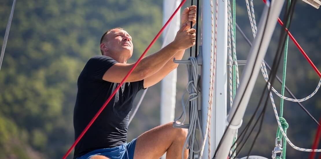 Die wichtigen Knotentechniken für Segler