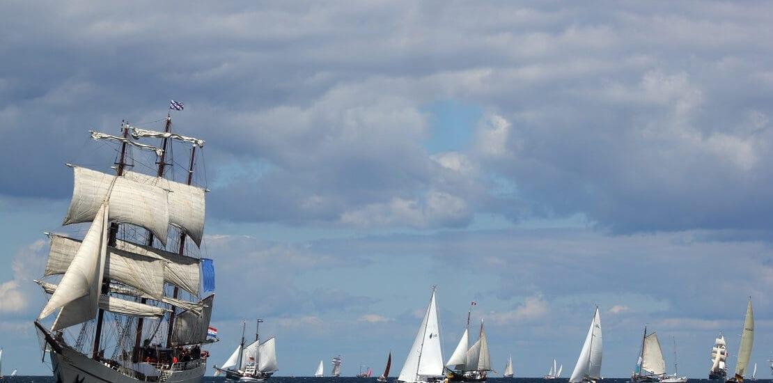 Jolle oder Kielboot? Nicht alle Segelboote sind gleich