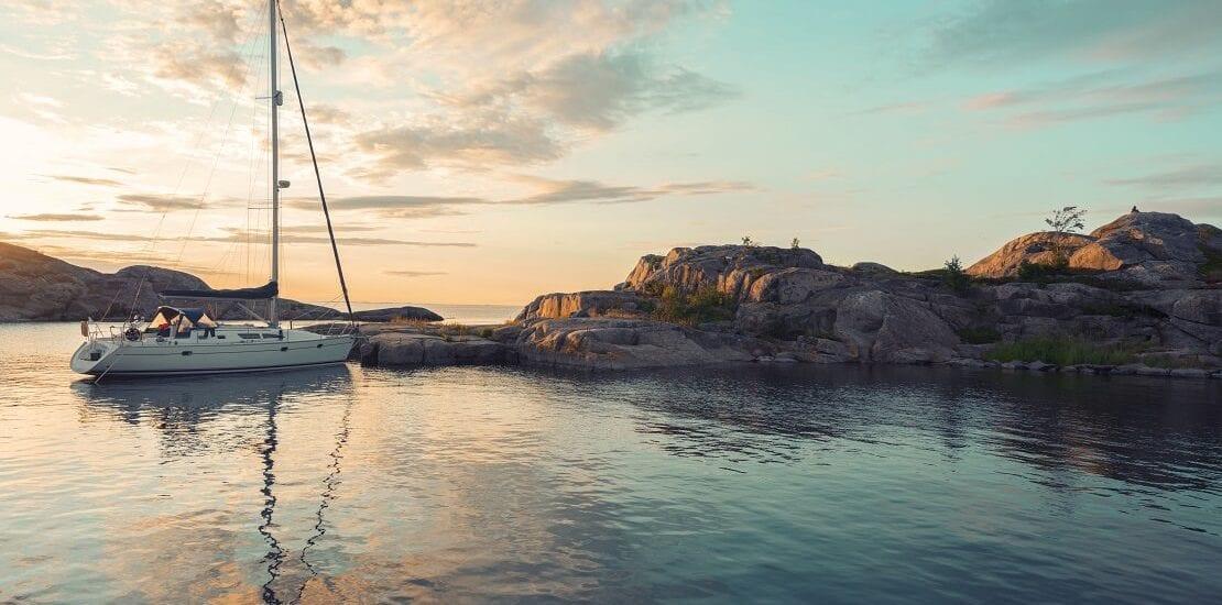 Reizvolle Reviere und ein Abenteuer in der Natur – Segeln in und um Skandinavien