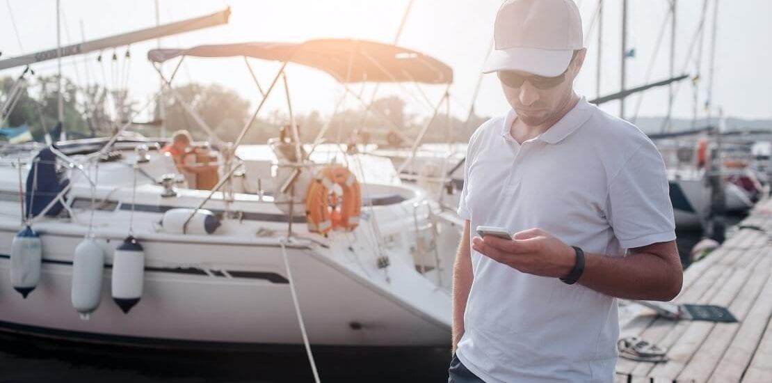 Top Apps für Skipper: Unterstützung auf dem Segeltörn