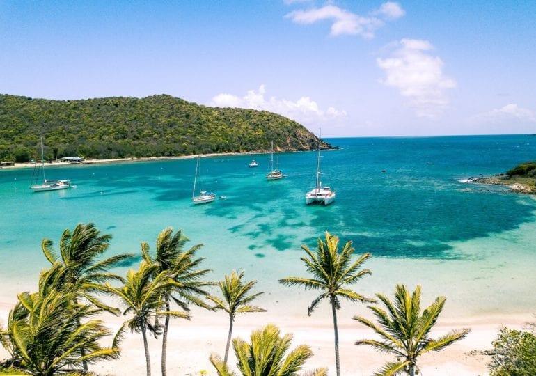 Hunderte Inseln umsegeln bei Belize