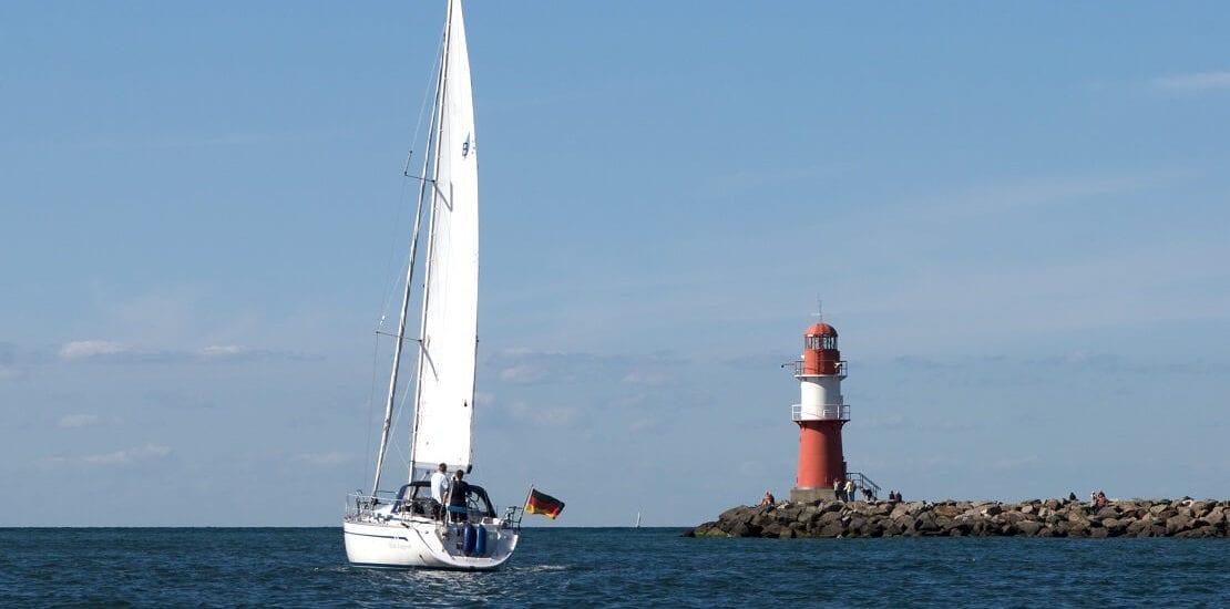 Segeln mit Sportbootführerschein auf der Ostsee