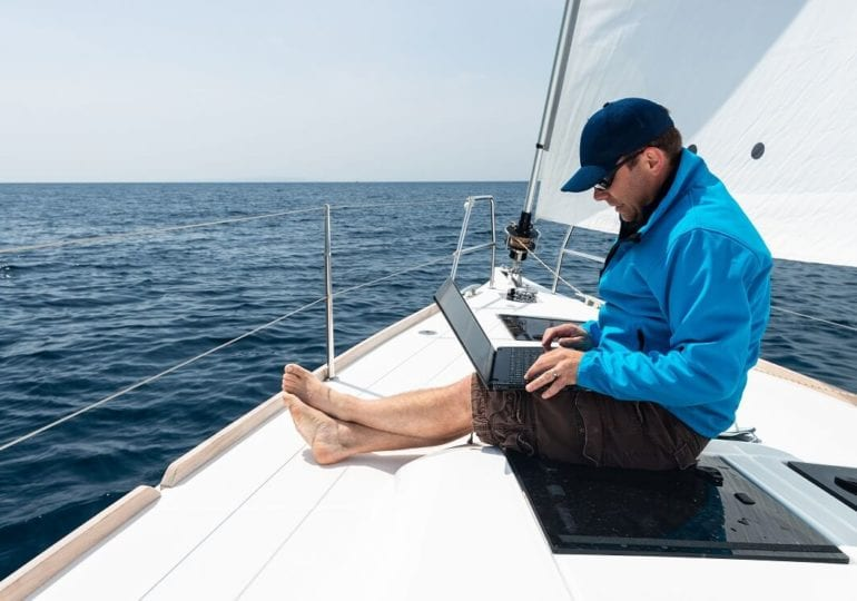 Work and Travel auf hoher See