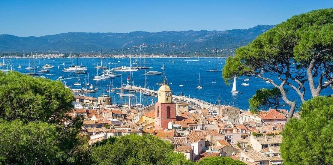 St. Tropez, Cannes, Monaco – Segeln an der Côte d'Azur