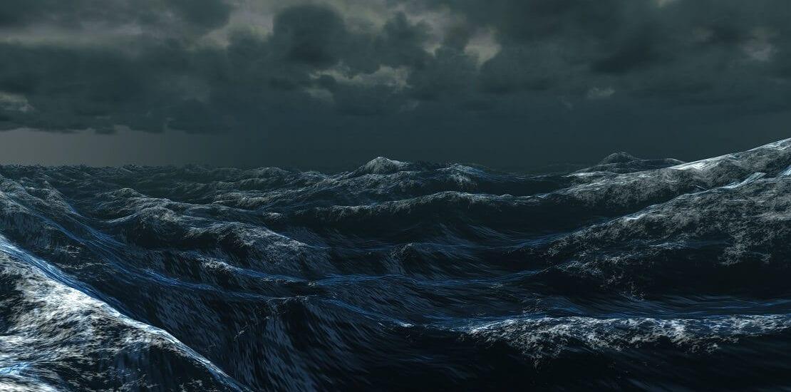 Über die Kunst, Wellen zu lesen