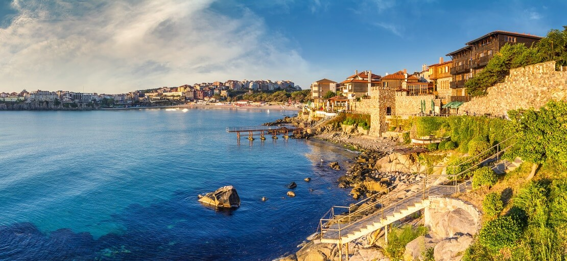 Segeln zwischen Natur und Historie an der Küste von Bulgarien