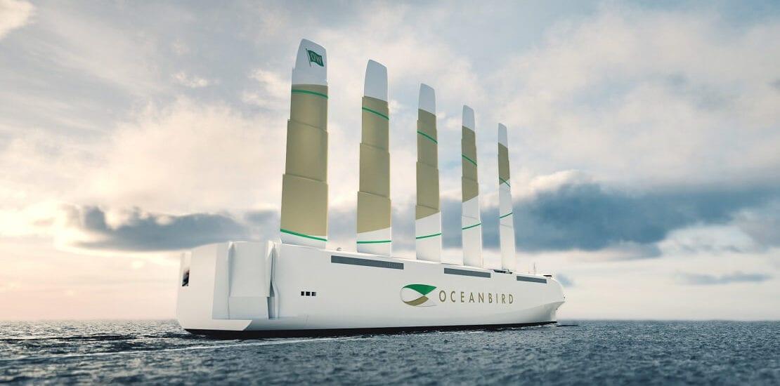 """Innovatives Auto-Transportschiff: Mit dem """"Oceanbird"""" gegen den Klimawandel"""
