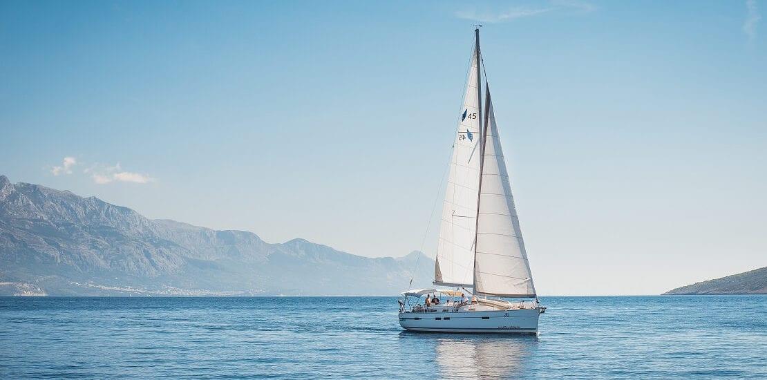 Ein Klassiker unter den Segelbooten: Die Segelyacht