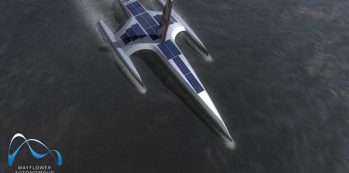 2021: Autonomes Schiff überquert Atlantik zum Pilgerväter-Jahrestag