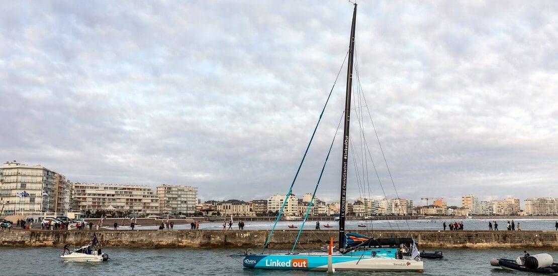 Vendée Globe: Führungswechsel bei der härtesten Regatta der Welt
