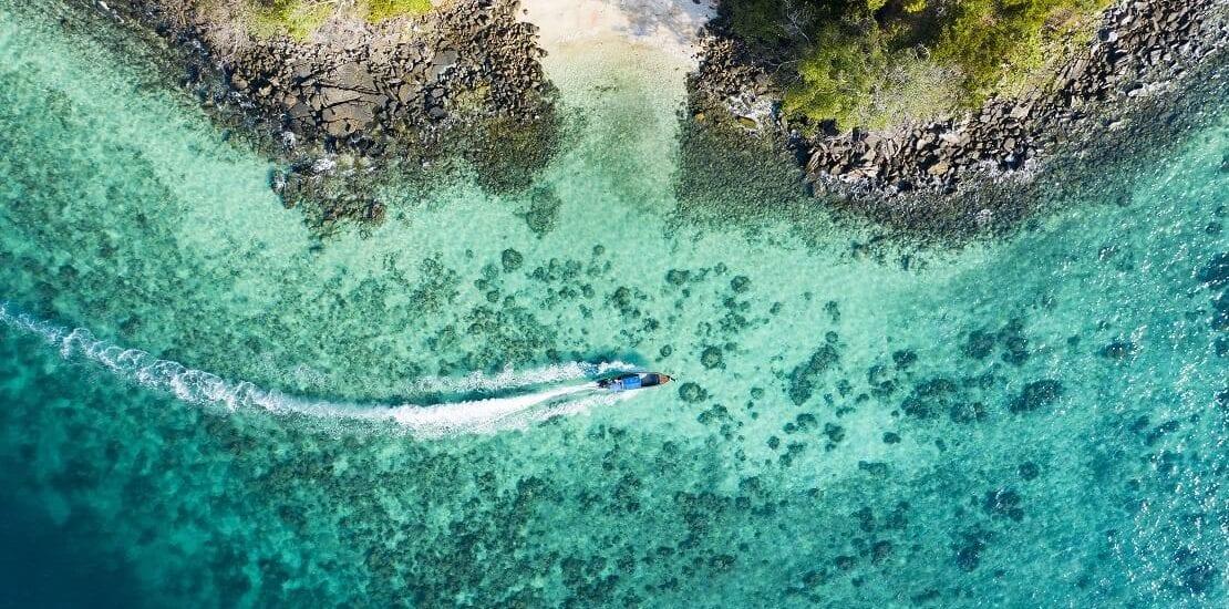 Unsere Top Segelspots im Pazifischen Ozean