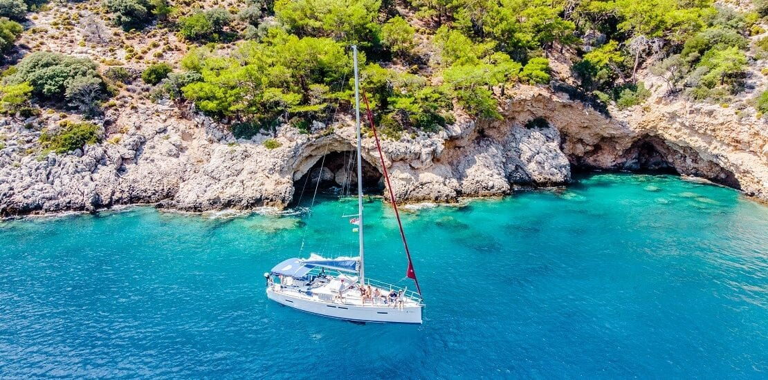 Unsere Top-Segelspots im Mittelmeer