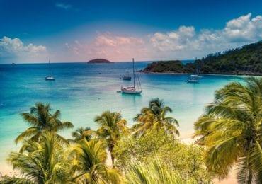 St. Lucia: Beeindruckende Kulisse im karibischen Meer