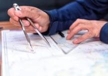 Richtige Navigation – Orientierung auf dem Wasser