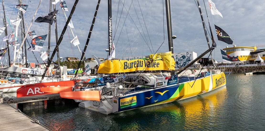 Vendée Globe: Louis Burton kratzt mit Erfolg an der Eisgrenze