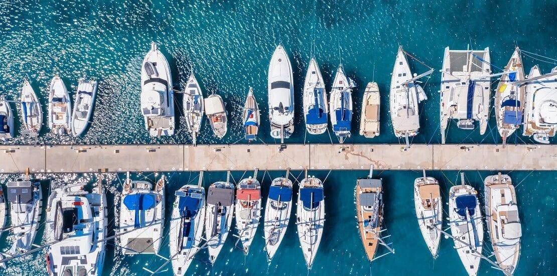 Den geeigneten Yachtcharter finden