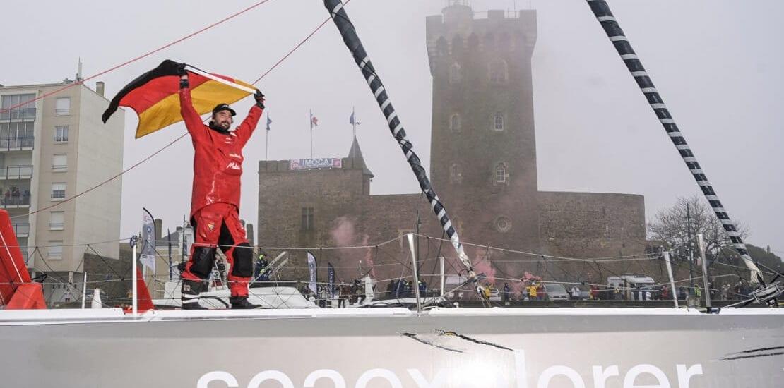 Vendée Globe: Boris Herrmann auf finalem Platz Fünf