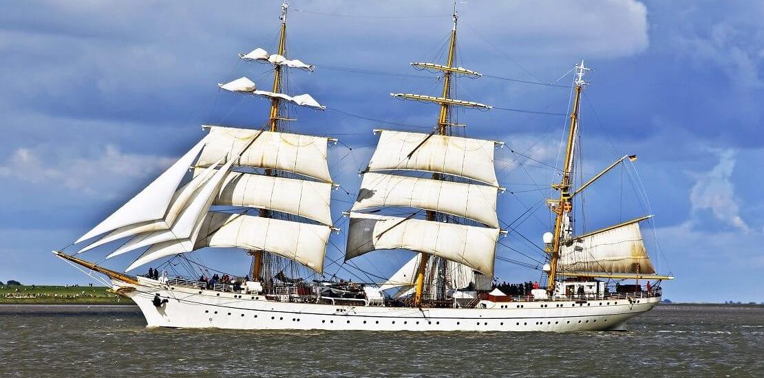 """Nach fünfeinhalb Jahren: Segelschulschiff """"Gorch Fock"""" soll 2021 wieder segeln"""