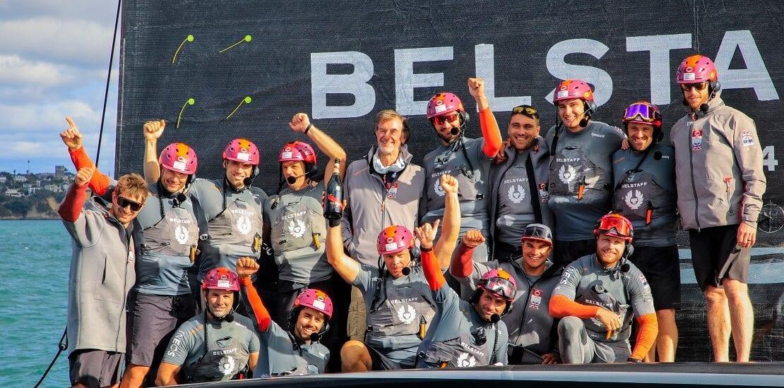 Prada Cup: Ineos Team UK steht sicher im Finale