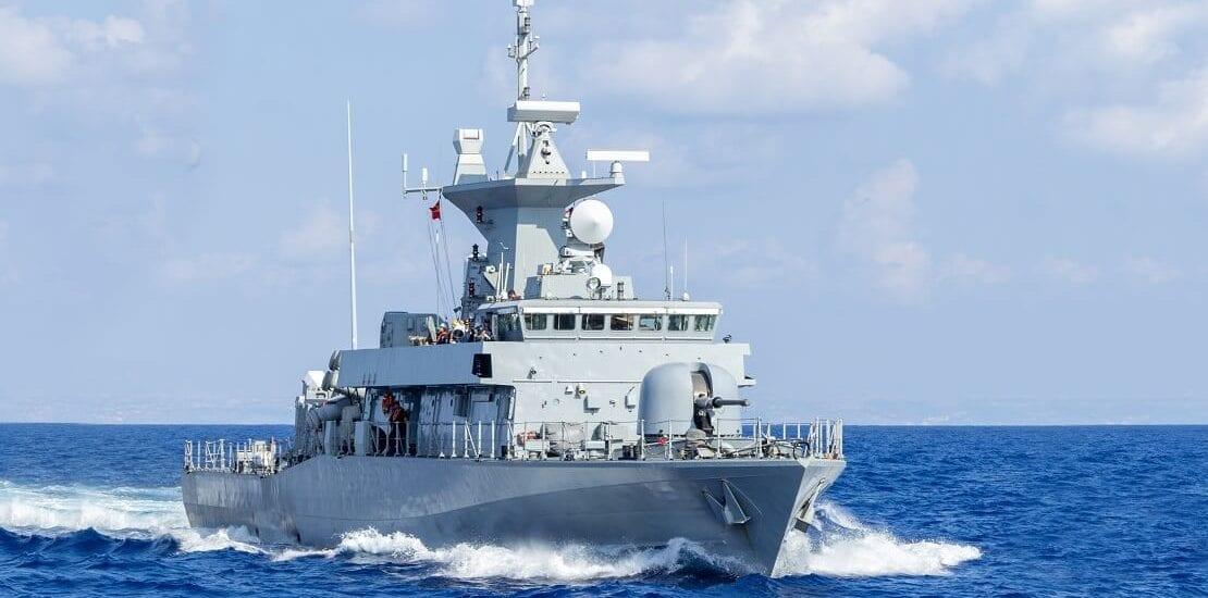 Die Marine als schützende Kraft auf hoher See