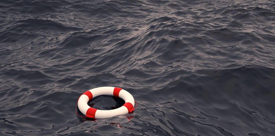 Hoffnungsloser Segler im Ärmelkanal aus Seenot gerettet