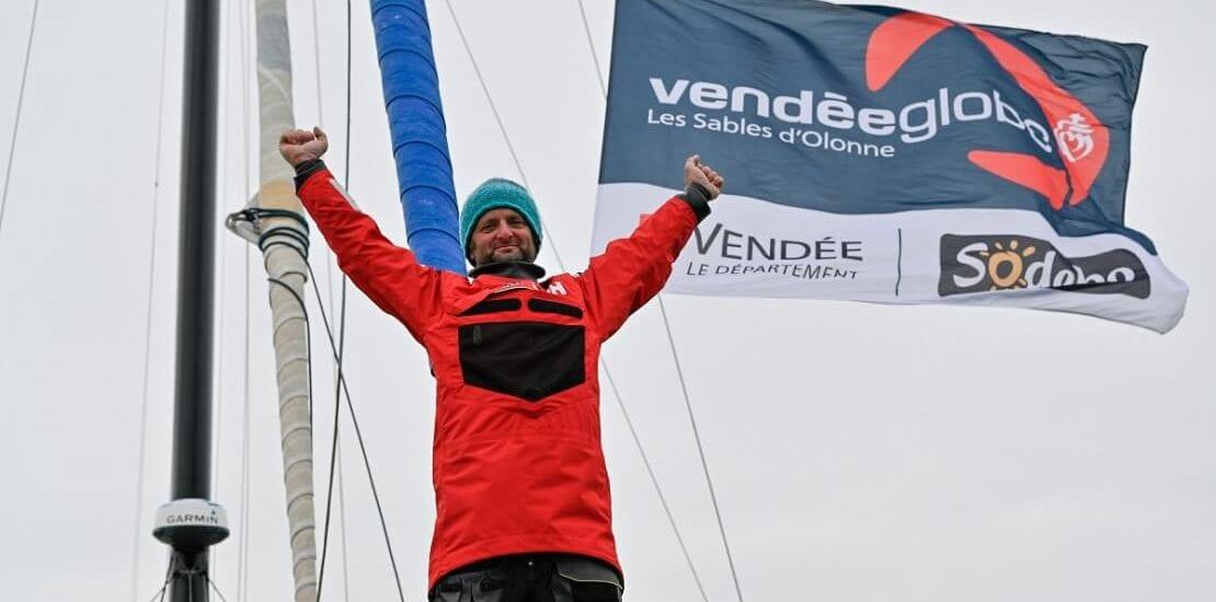 Vendée Globe: Fünf weitere Skipper im Zielhafen