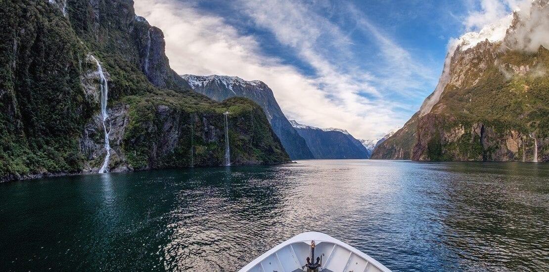 Neuseelands Küsten für aufregende Törns oder eine kleine Auszeit