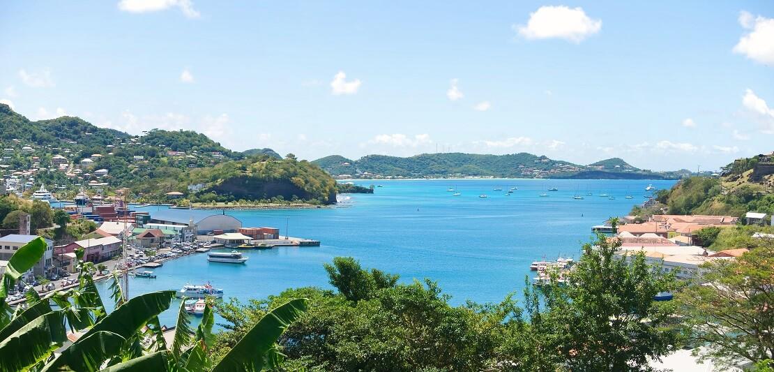 Grenada: Im Duft von Muskat, Zimt und Nelken segeln