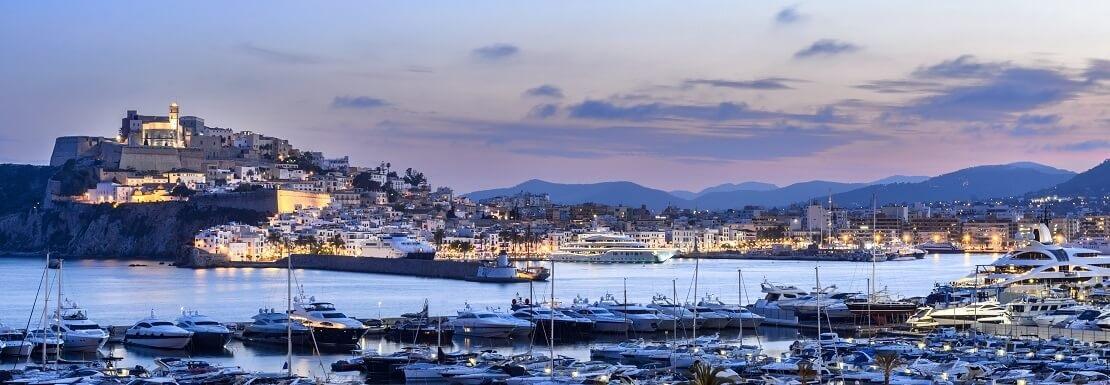 Unvergesslicher Segeltörn rund um Ibiza