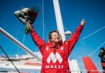 Vendée Globe: Isabelle Joschke beendet Weltumsegelung nach Unterbrechung