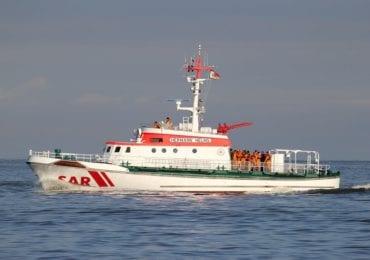 Rückblick: Die Einsätze der Seenotretter 2020