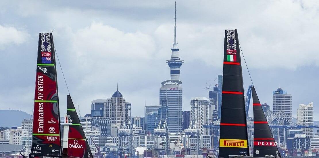 Entscheidung vertagt – Neuseeland führt beim America's Cup mit 6:3