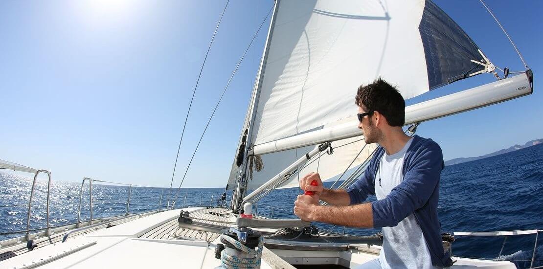Der Skipper: Zwischen klaren Anweisungen und harmonischem Teamplay