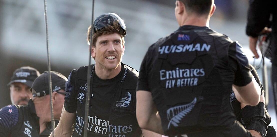Neuseeland kramt für Peter Burling rote Socken aus dem Schrank