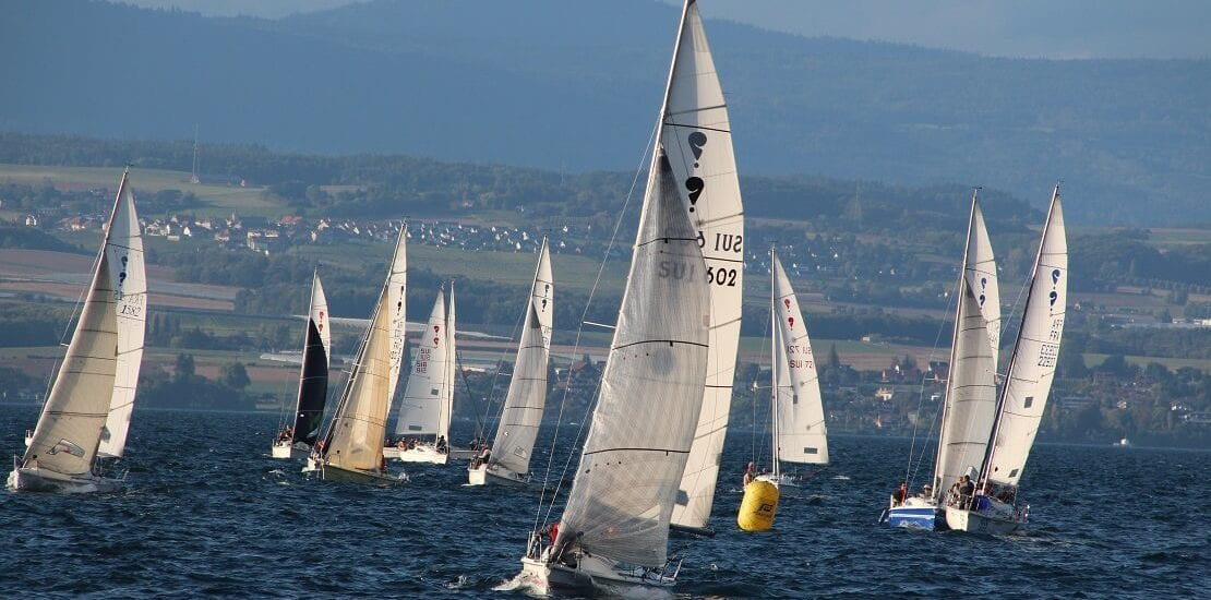 The Ocean Race Europe in der Vorbereitungsphase