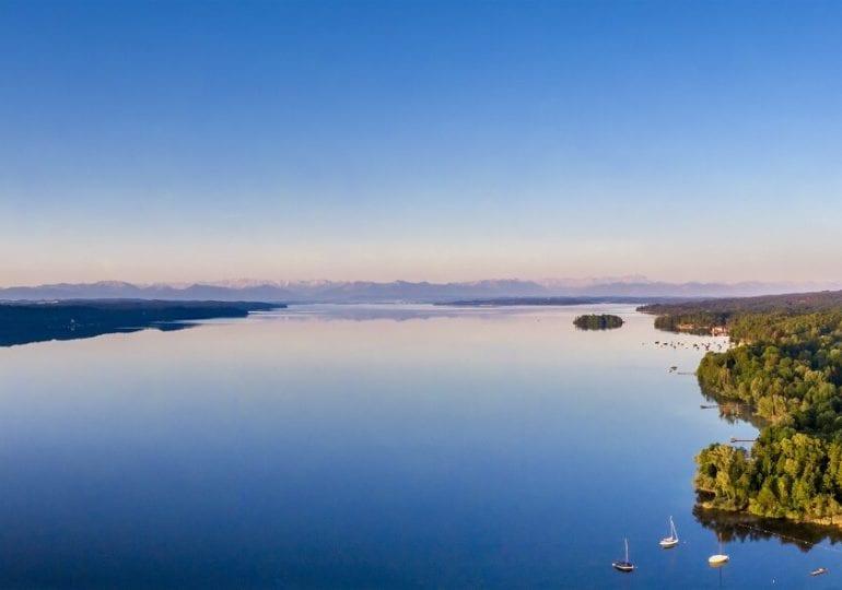 Starnberger See: Perfekte Winde zum Segeln