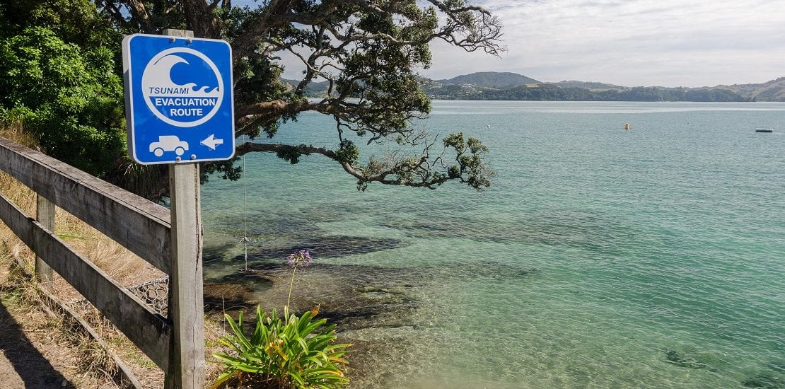 Neuseeland: Tsunami-Warnung herabgestuft