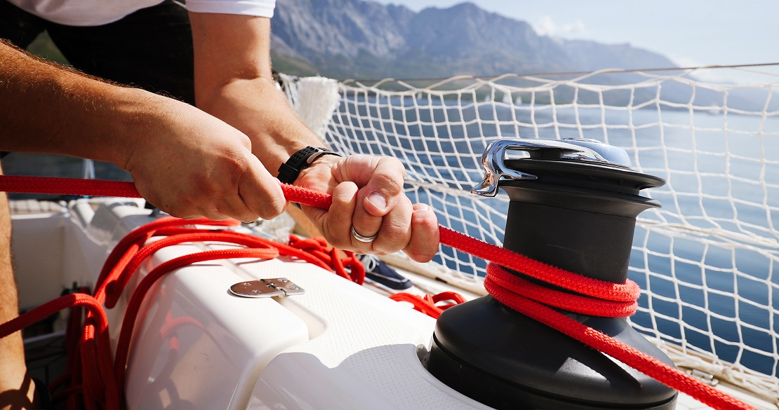 Auf einem segelschiff sollten die Aufgaben gut verteilt sein