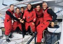 Erst-Auflage des Ocean Race Europe mit deutschem Team