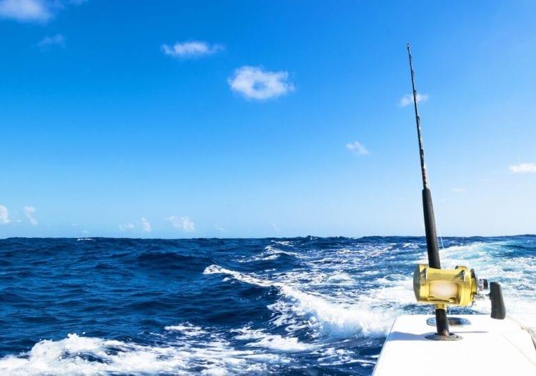 Vom Fischen auf hoher See