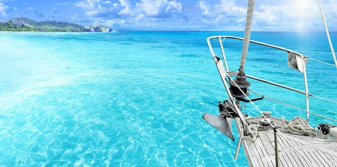 Malediven: Segeln im Paradies