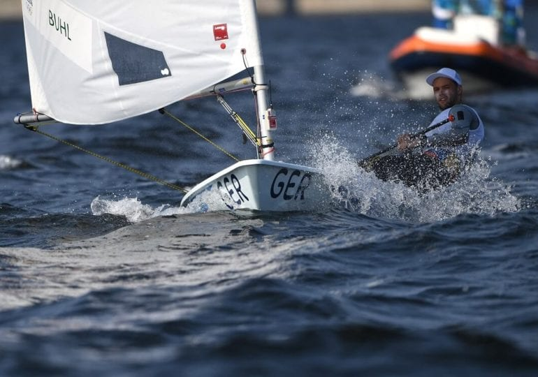 Laser-Weltmeister Philipp Buhl peilt neues Ziel Olympiamedaille an