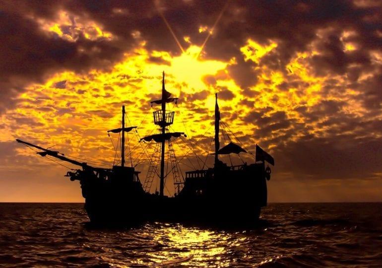 Die Santa Maria und ein unzufriedener Christoph Kolumbus