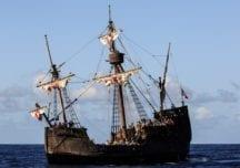 Auf der Santa Maria vor Madeira in See stechen (Teil 2)