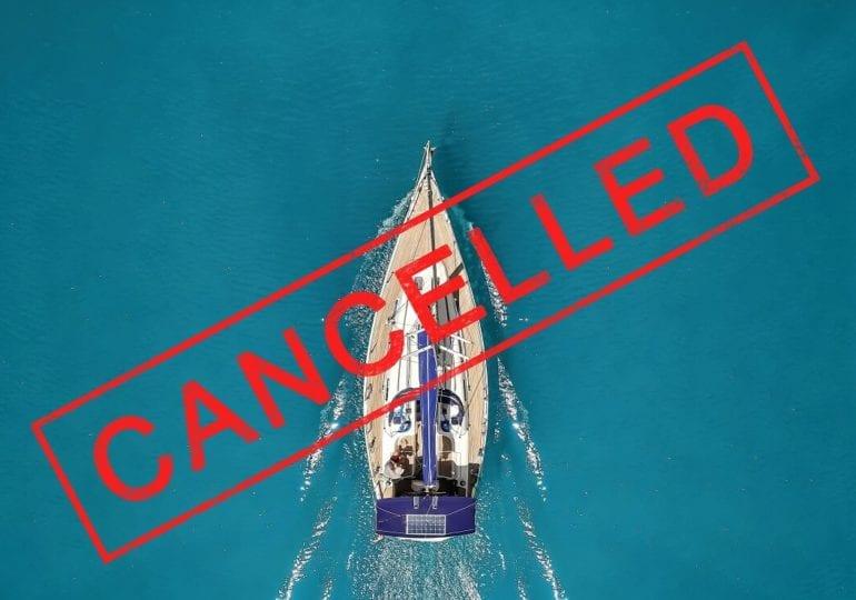 DSV sagt alle Wettfahrten im Mai ab