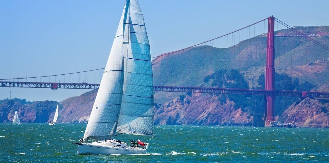 San Francisco, Los Angeles und San Diego: Segeln an der Pazifikküste der USA