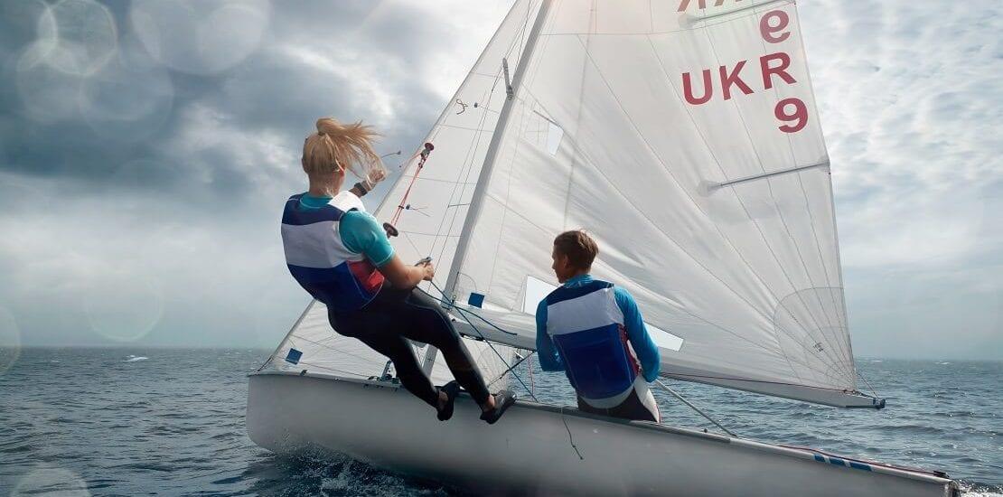 470er-Europameisterschaft: Dahnke und Cipra holen Silber im Mixed