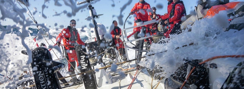 Ocean Race Europe: Offshore Team Germany nach gutem Start auf dem letzten Platz
