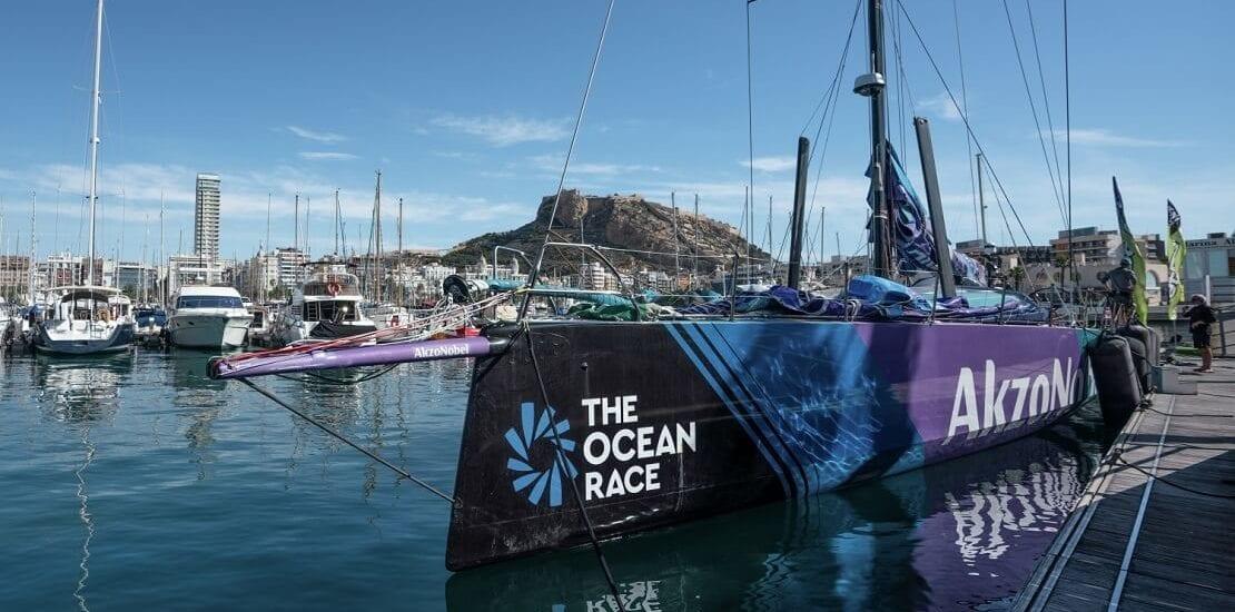 Zur Geschichte des The Ocean Race